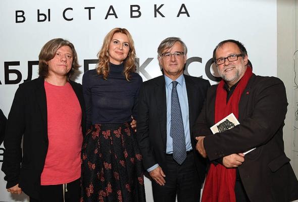 Выставка Пабло Пикассо открылась в Altmans Gallery - Фото №10