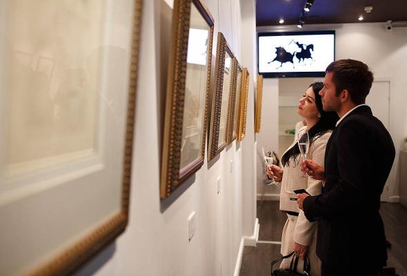 Выставка Пабло Пикассо открылась в Altmans Gallery - Фото №5