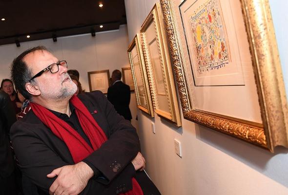 Выставка Пабло Пикассо открылась в Altmans Gallery - Фото №3
