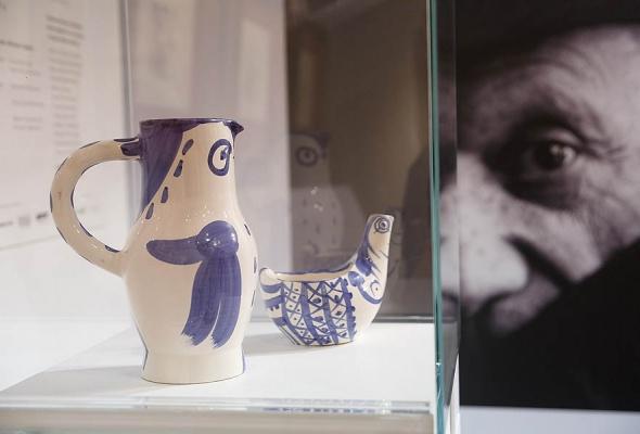 Выставка Пабло Пикассо открылась в Altmans Gallery - Фото №1