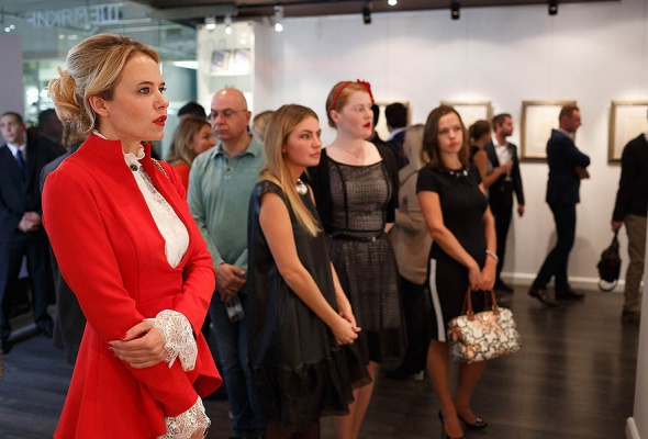 Выставка Пабло Пикассо открылась в Altmans Gallery - Фото №0