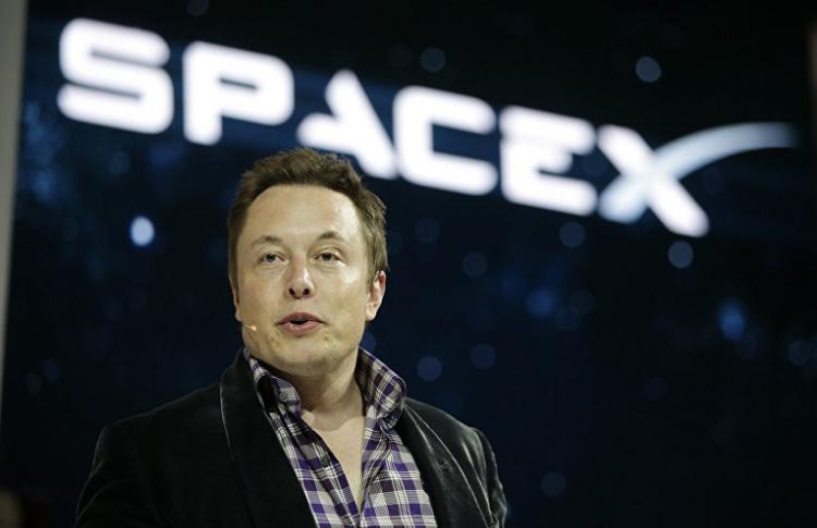 Илон Маск предложил использовать ракеты для полетов в любую точку Земли