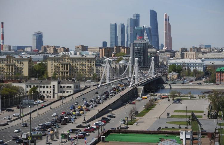 Атмосферное давление в Москве вновь поднялось до рекордно высокого уровня