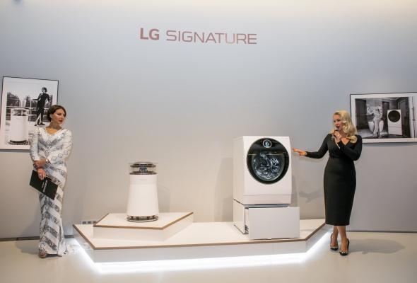 Ультра премиальный бренд LG SIGNATURE представлен в России - Фото №4