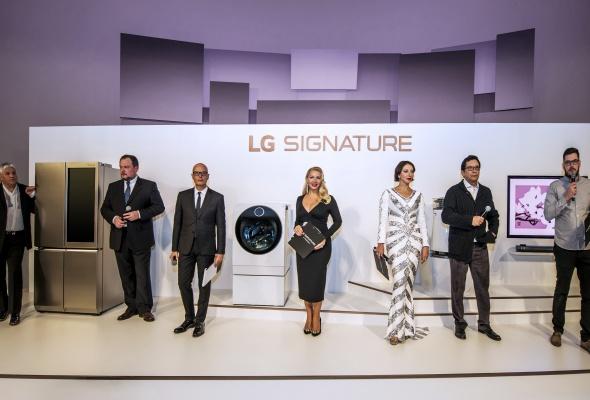 Ультра премиальный бренд LG SIGNATURE представлен в России - Фото №0