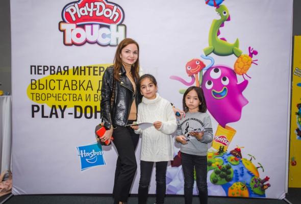Разноцветный Сфинкс из Play-Doh и другие digital-инсталляции, созданные детьми - Фото №2