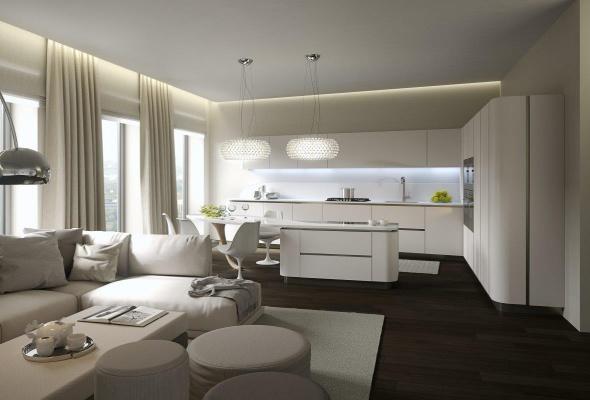 «ВТБ Арена парк» представляет новый сервис: апартаменты премиум-класса с отельным обслуживанием в долгосрочную аренду - Фото №4