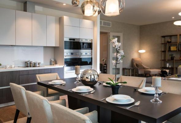 «ВТБ Арена парк» представляет новый сервис: апартаменты премиум-класса с отельным обслуживанием в долгосрочную аренду - Фото №3