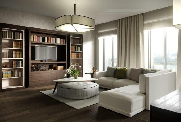 «ВТБ Арена парк» представляет новый сервис: апартаменты премиум-класса с отельным обслуживанием в долгосрочную аренду - Фото №2
