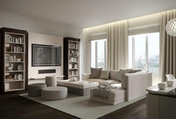 «ВТБ Арена парк» представляет новый сервис: апартаменты премиум-класса с отельным обслуживанием в долгосрочную аренду - Фото №0