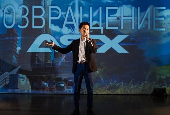 Презентация нового Mitsubishi ASХ - Фото №0