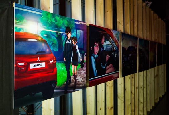 Презентация нового Mitsubishi ASХ - Фото №1