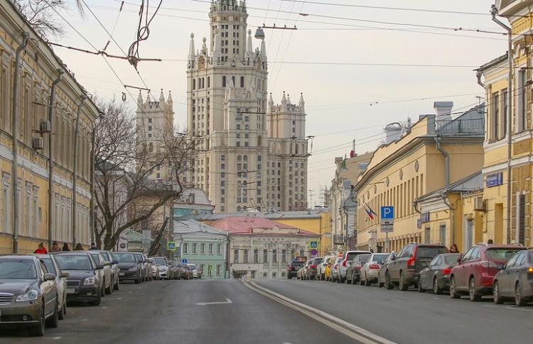 В центре Москвы до конца года реконструируют еще восемь улиц