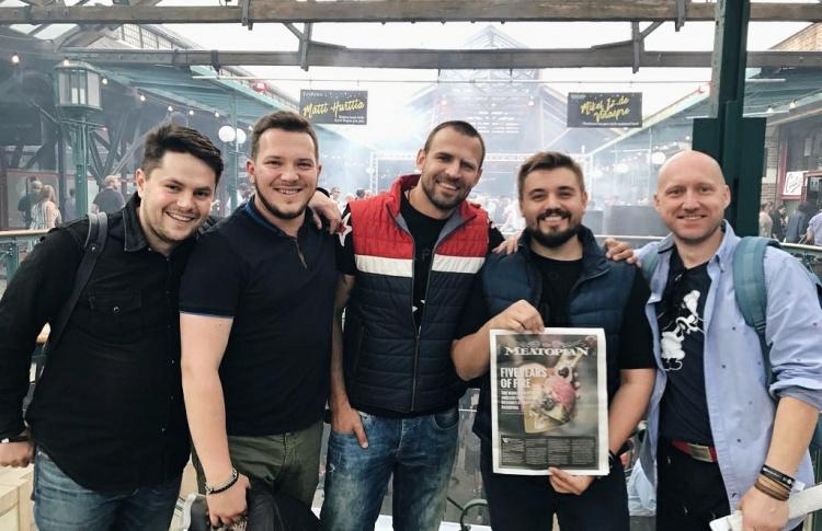 Команда мясного ресторана FRANK о гастрономическом туре в Лондон
