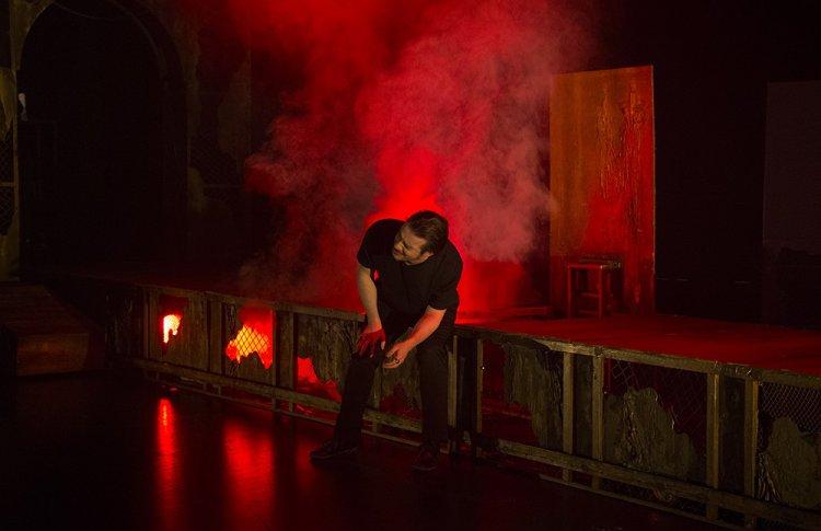 Премьера спектакля «Ричард III»