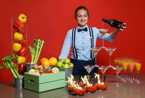 Выходные со вкусом: в Novotel Москва Сити открыт сезон бранчей - Фото №4