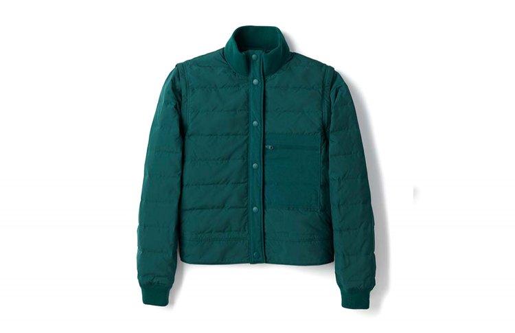 Ульралегкая куртка-бомбер