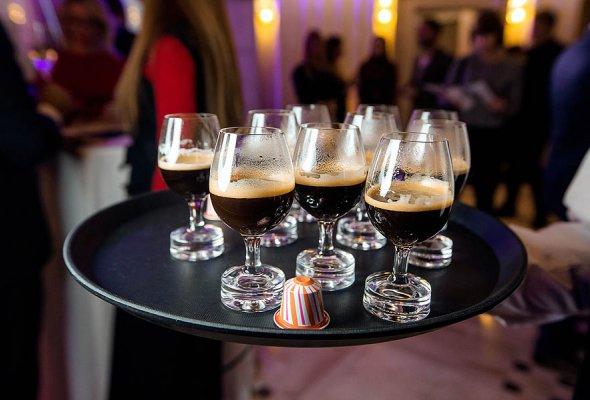 Nespresso представил праздничную коллекцию Variations Confetto в Большом театре - Фото №6