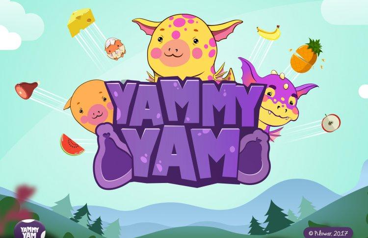«Yammy Yam»: полезный обед с любимым питомцем