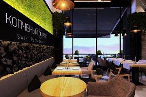 «Копченый»: новый бар Рустама Тангирова