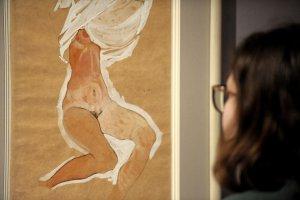 Выставке рисунков Климта и Шиле присвоили возрастной ценз «18+»