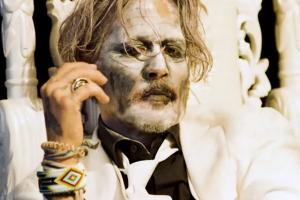 Джонни Депп снялся в новом клипе Мэрилина Мэнсона