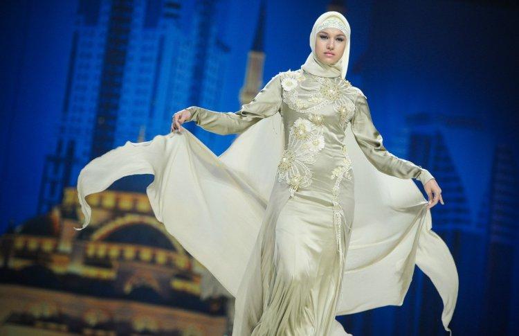 В парке «Зарядье» пройдет показ модного дома жены Кадырова