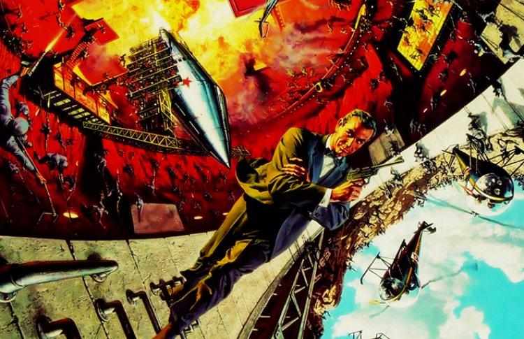 1. Корабль «Восход» и Джеймс Бонд