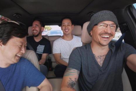 Вышел выпуск «Carpool Karaoke» с Честером Беннингтоном, снятый незадолго до смерти певца