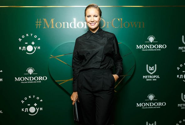 Светская Москва на благотворительном ужине «Доктор Клоун» и Mondoro  - Фото №2