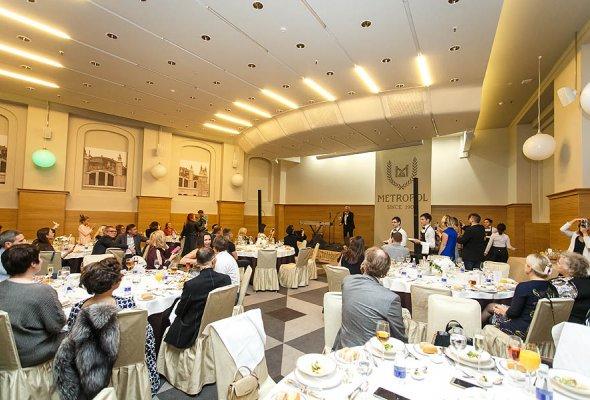 Светская Москва на благотворительном ужине «Доктор Клоун» и Mondoro  - Фото №7
