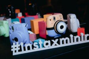 INSTAX SQ10. Творчество в квадрате