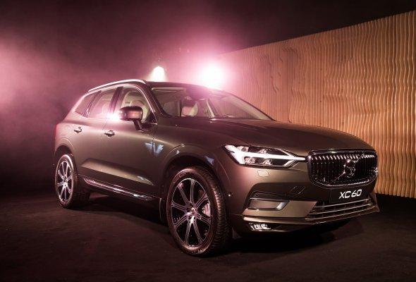 Российская премьера Volvo XC60 состоялась в формате иммерсивного спектакля Moments - Фото №5