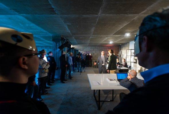 Российская премьера Volvo XC60 состоялась в формате иммерсивного спектакля Moments - Фото №3