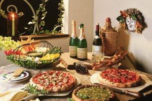 Mercatino Regionale: итальянская еда как искусство