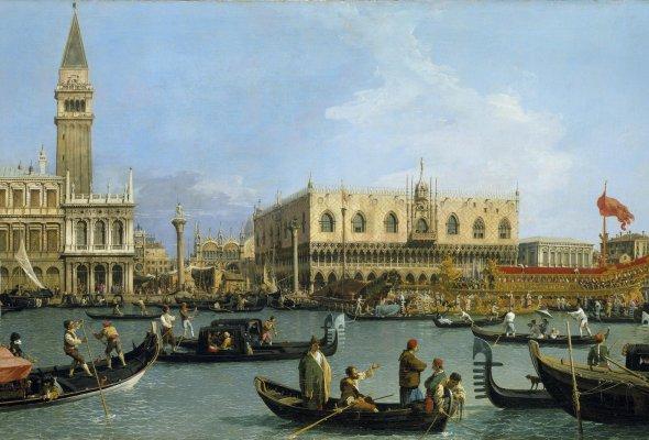 Каналетто и искусство Венеции - Фото №2