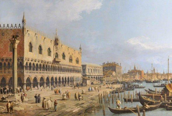 Каналетто и искусство Венеции - Фото №1