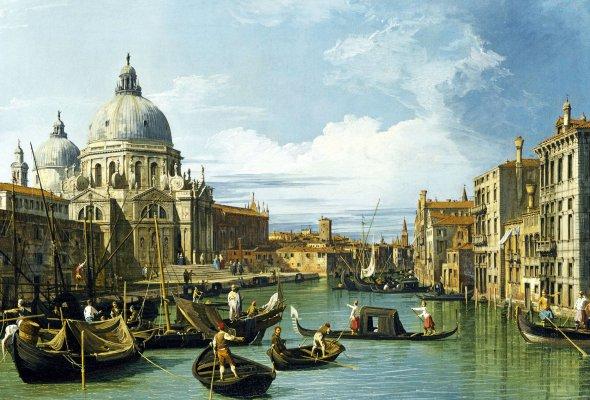 Каналетто и искусство Венеции - Фото №0
