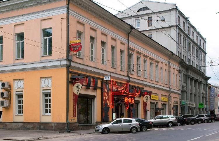 Власти Москвы выставили на продажу дом графа Шувалова