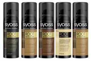 SYOSS Retoucher: отросшие корни – больше не проблема