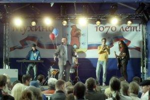 «Только взятка, только водка»: «Ленинград» выпустил клип на песню «Кандидат»