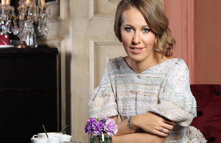 Ксения Собчак объявила об участии в президентских выборах 2018 года