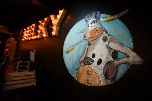 MILKY: большой семейный ресторан с домашним теплом