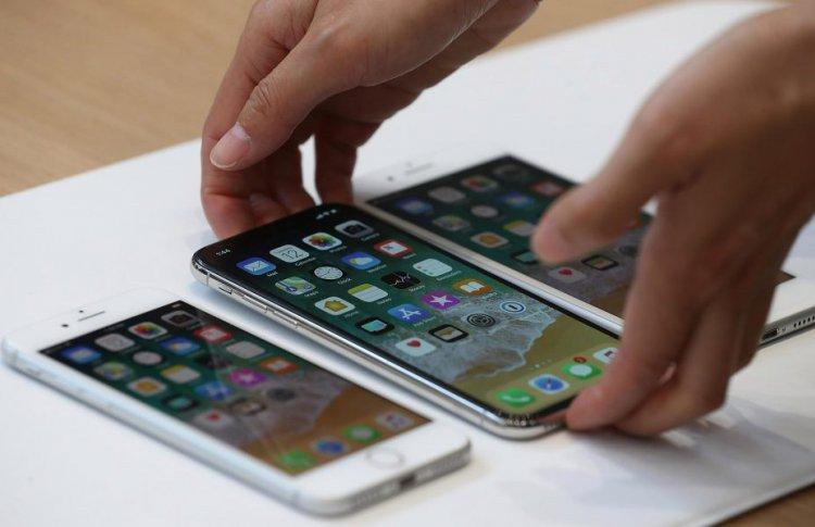 Флагманский iPhone резко упал вцене