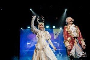 Мюзикл для всей семьи «Приключения барона Мюнхгаузена»