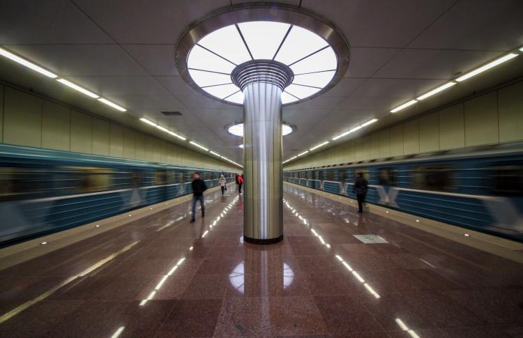 Три станции фиолетовой ветки московского метро закроют на неделю