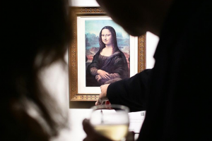 «Мону Лизу» с усами и бородой продали на аукционе за $743 тысячи