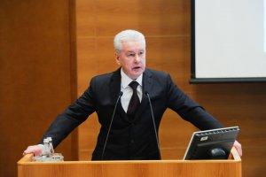 Собянин заявил о планах снова баллотироваться в мэры Москвы