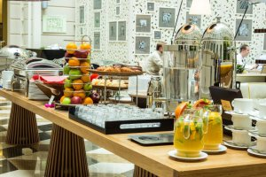 Бизнес-ланчи в ресторане авторской кухни Vino & Voda