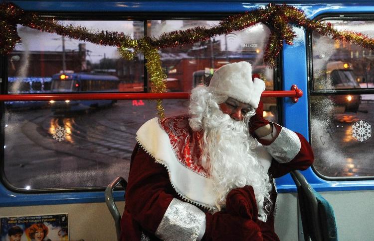 Власти Москвы потратят на празднование Нового года 930 миллионов рублей